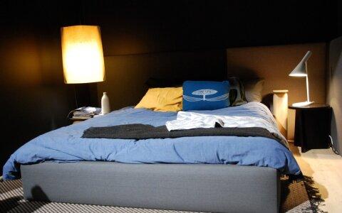 Все для спальни! Цены на кровати, шкафы и постельное белье снижены до 75%