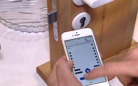 LukuExpert tutvustab uusi tooteid — nutikad lahendused ukse avamiseks
