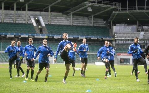 6bab8b79eb1 Eesti jalgpallikoondise tänase parima valivad publik ja endised tippmängijad