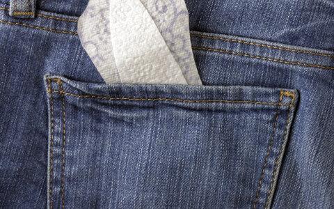 Применяем гигиенические прокладки не по назначению: 10 гениальных лайфхаков