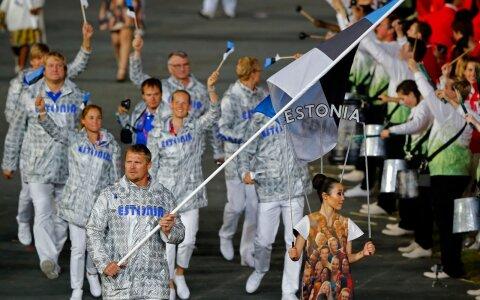 Kes kannab Rio mängude avamisel Eesti lippu?