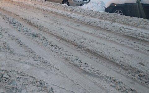 f19104580e0 FOTOD   Lugeja: kas tõesti sõltub Tallinnas tänavate puhastamine linnaosa  ametnike suvast?