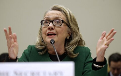 Хиллари Клинтон допросили в Конгрессе США по поводу гибели посла в ...