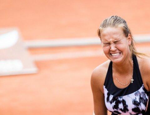 MATŠPALL | Eesti tennisetipud paljastavad oma salajasemad unistused. Fookuses emotsionaalne naiste finaal