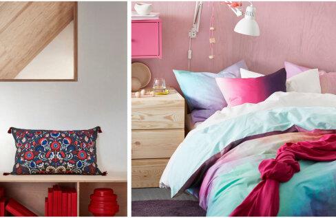 FOTOD │ Heidame pilgu IKEA värvikasse sügiskollektsiooni