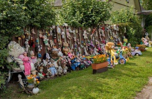 Varnja kuulus mänguasjaaed, mille jaoks saadetakse asju Tartustki.