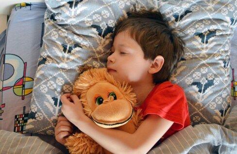 Just sel ajal magama minevate laste vanemad on tervemad ja õnnelikumad!