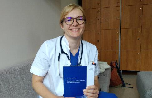 Dr Hallik: vastsündinute ravis on nüüd tõenduspõhist infot rohkem
