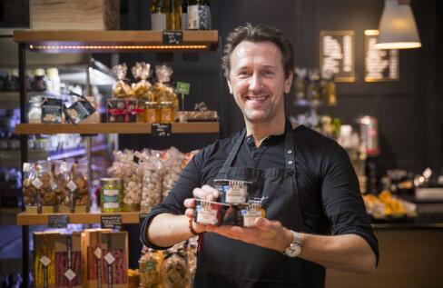 """""""Mulle isiklikult pole enam egotrippi vaja"""" — mis on saanud Eesti Jamie Oliverist ehk millega tegeleb praegu Imre Kose?"""