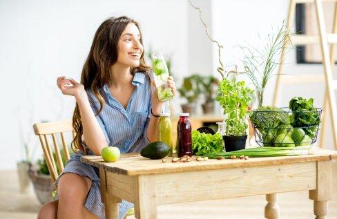 Kuidas õige toitumisega immuunsüsteemi toetada ja terve püsida? Toitumisterapeut selgitab
