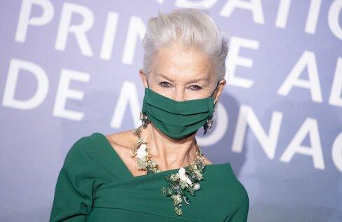 Helen Mirren avaldab suurepärase viisi vananemiseks, millest me kõik võiksime inspireeruda