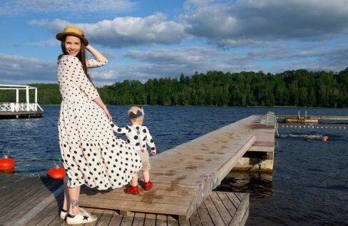Näitleja Klaudia Tiitsmaa ootab uut beebit   Klaudia: oleme põnevil, tuleb täitsa uus inimene