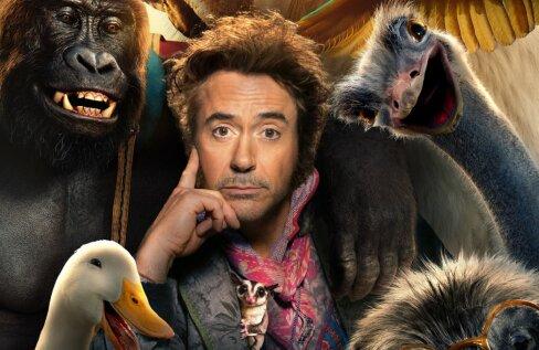Rassistlik koer, hull režissöör, põrgulik produktsioon - Robert Downey Jr. uue filmi