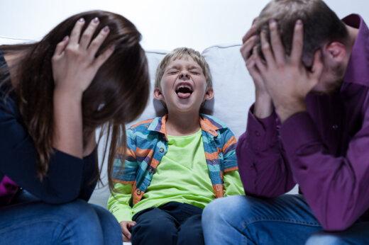 Kõige vaimukamad väljaütlemised lapsesuust, mis vanemad piinlikkusest maa alla vajuma pani