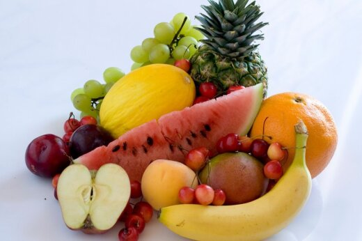 MÄLUTEST: Kui saad selles puuviljatestis vähemalt 10 punkti, on sul hiilgav mälu!