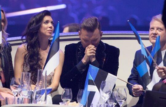6a7114d2fb8 Koit ja Laura ei pääsenud Eurovisioni finaaliTäna õhtul leidis aset  järjekorras 62. Eurovisioni teine poolfinaal, millest võttis osa 18 artisti.