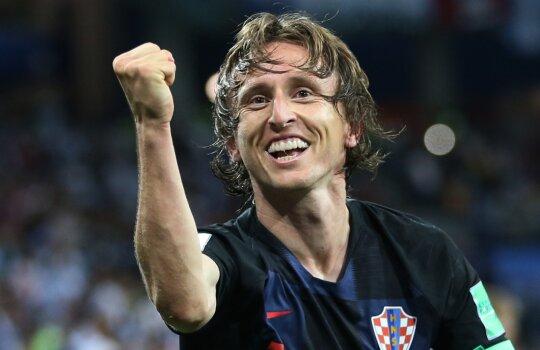 0dc3a750643 Luka Modric: saime kõvasti enesekindlust, aga ei tohi eufooriasse  minnaHorvaatia jalgpallikoondis kindlustas Argentina 3:0 alistamisega  esimest korda pärast ...
