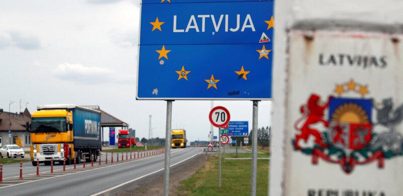Транзитная катастрофа заставила Латвию умолять