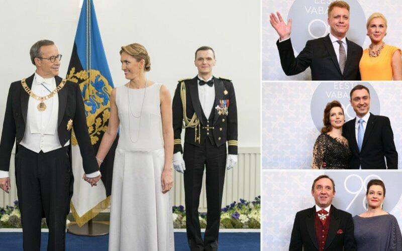 161df7ca4ad BALLIBLOGI: Pildid, muljed, hinnangud - meenuta presidendi vastuvõtu  säravamaid hetki!
