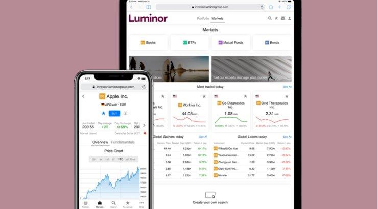 Luminor Bank adopta IBM Cloud pentru Servicii Financiare pentru a accelera transformarea digitala