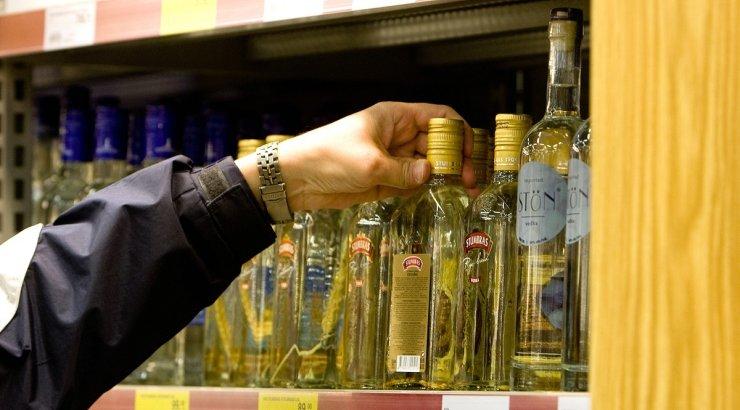 Продажа алкоголя по воскресеньям