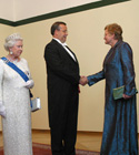 Elizabeth II, prints Philip, Ilves ja Ene Ergma
