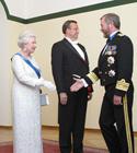 Elizabeth II, prints Philip, Ilves ja Tarmo Kõuts