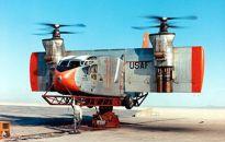 Hiller X-18 on esimene omataoline