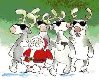 Jõuluvana turvateenistus