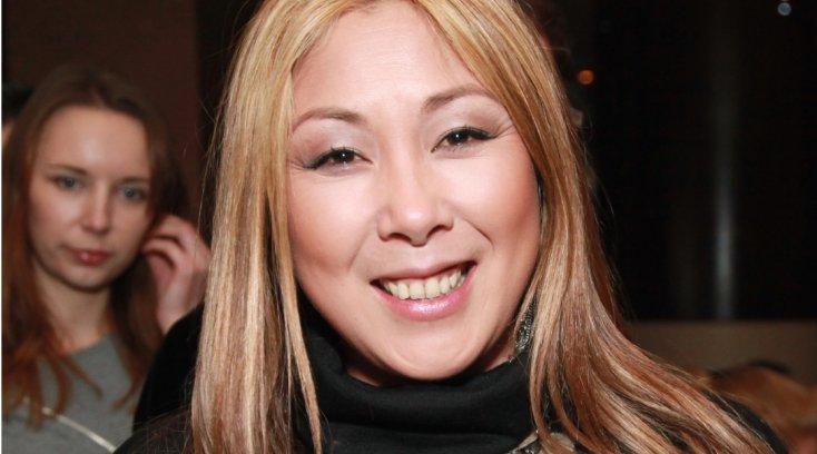 Анита Цой биография певицы, фото, личная жизнь