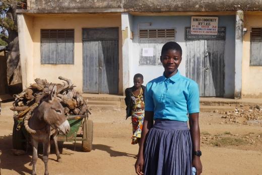 Pahatihti nõutakse tüdrukutelt lisaks õppetükkidele ka koduste tööde – söögi tegemise, koristamise, pesupesemise, õdede-vendade eest hoolitsemise – eest vastutamist. Millicent on üks neist tublidest tüdrukutest, kes lisakoormusest hoolimata on jõudnud keskkooli lõpusirgele heade tulemustega