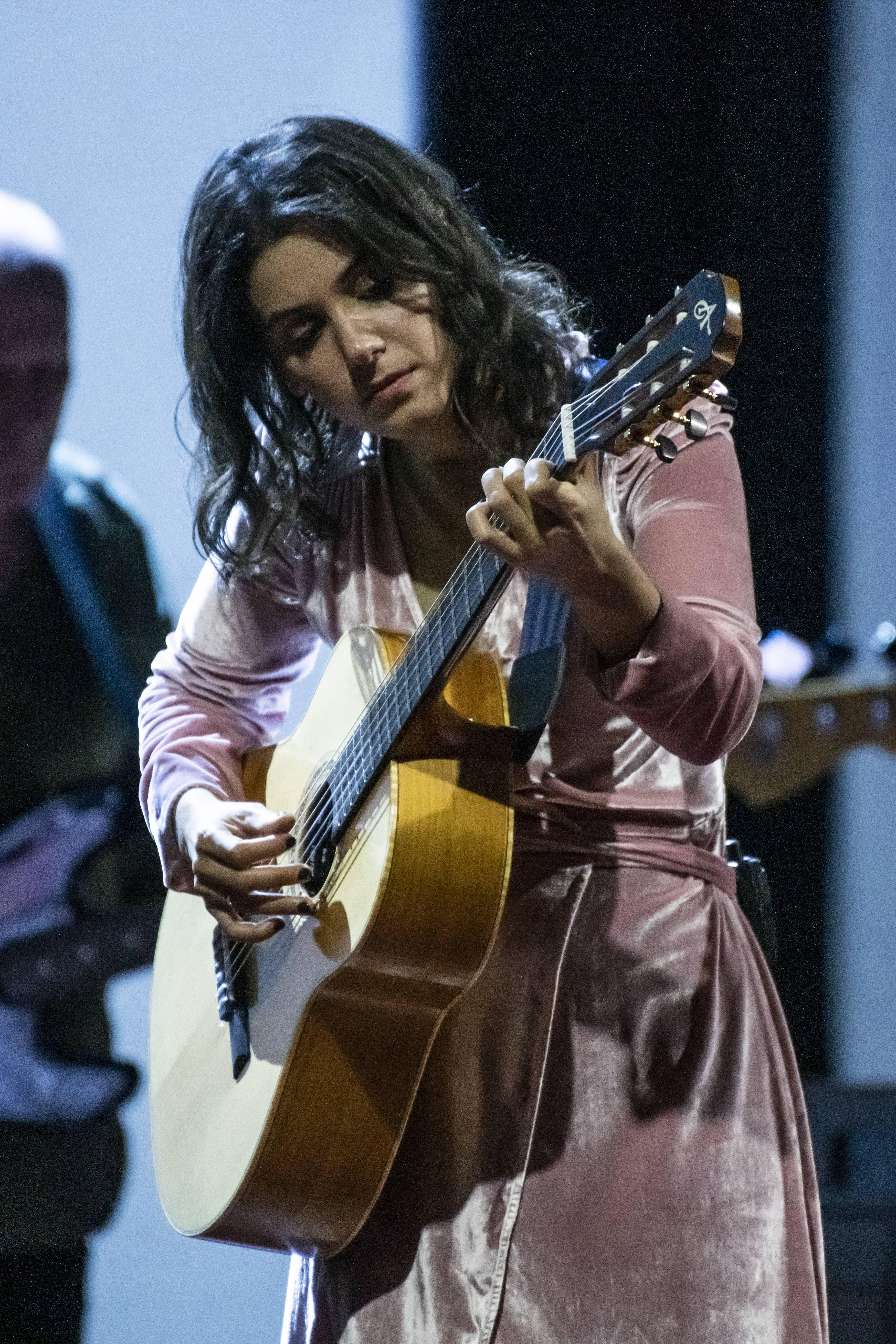 Katie Melua esinemas / Scanpix