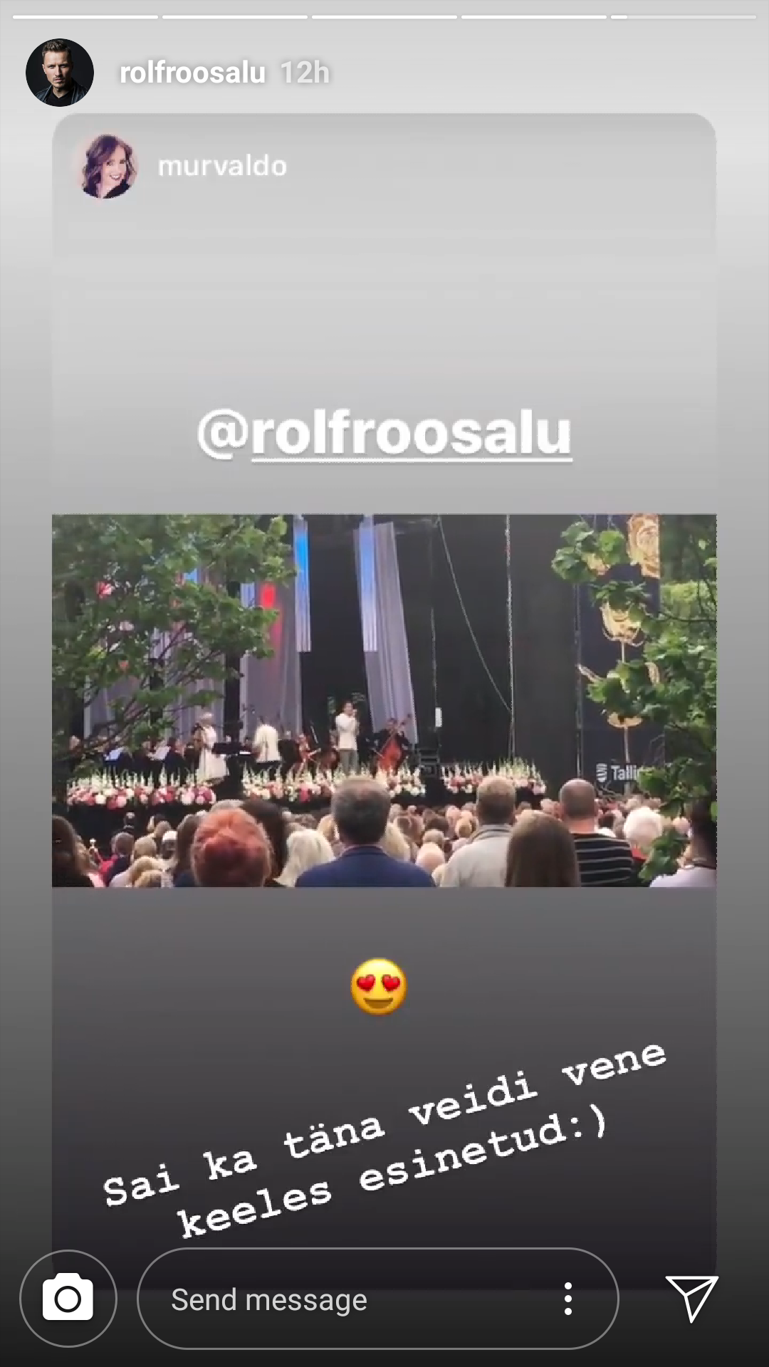 Instagrami kuvahõive