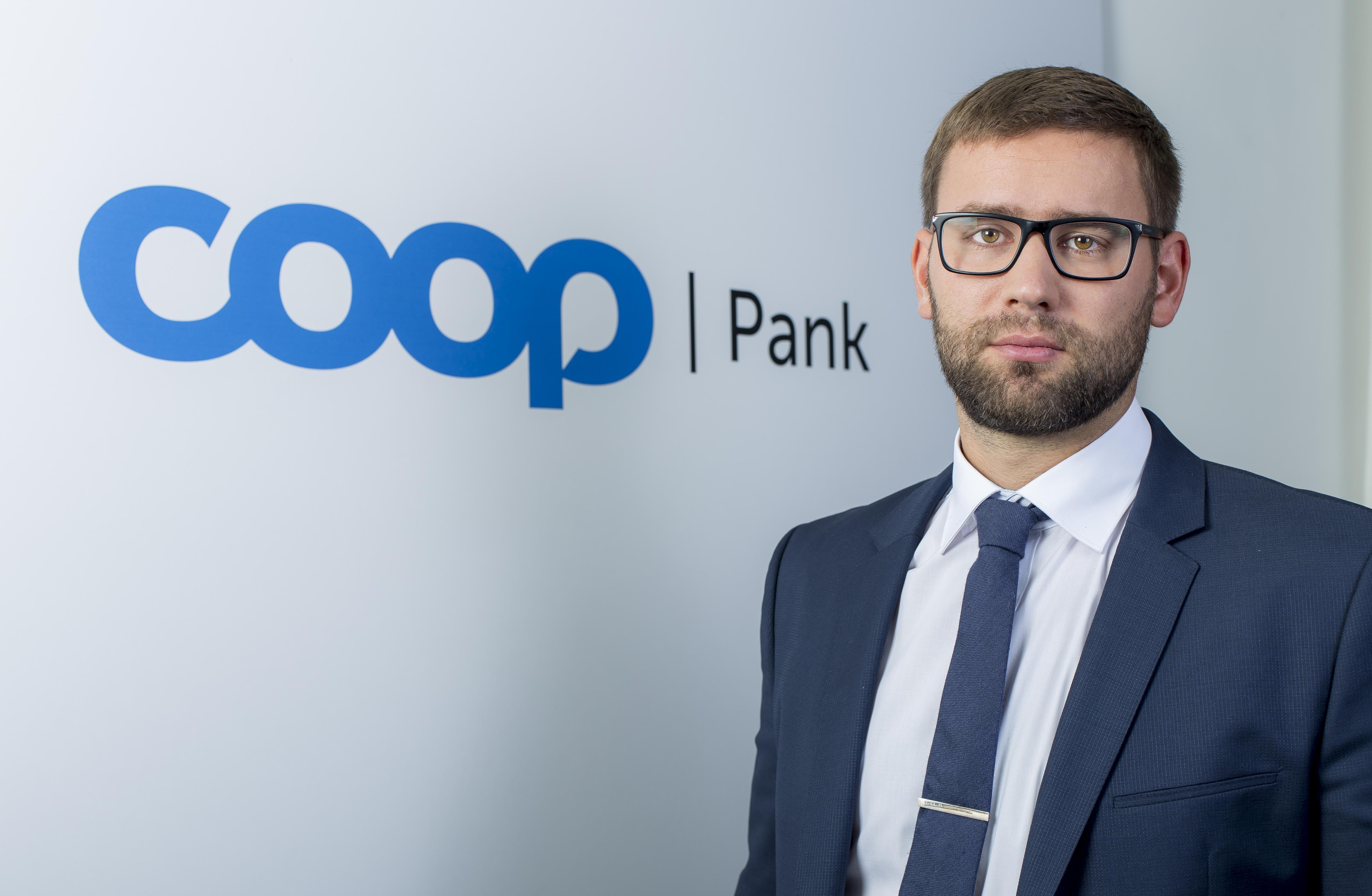 Coop Panga igapäevapanganduse juht Teet Kerem