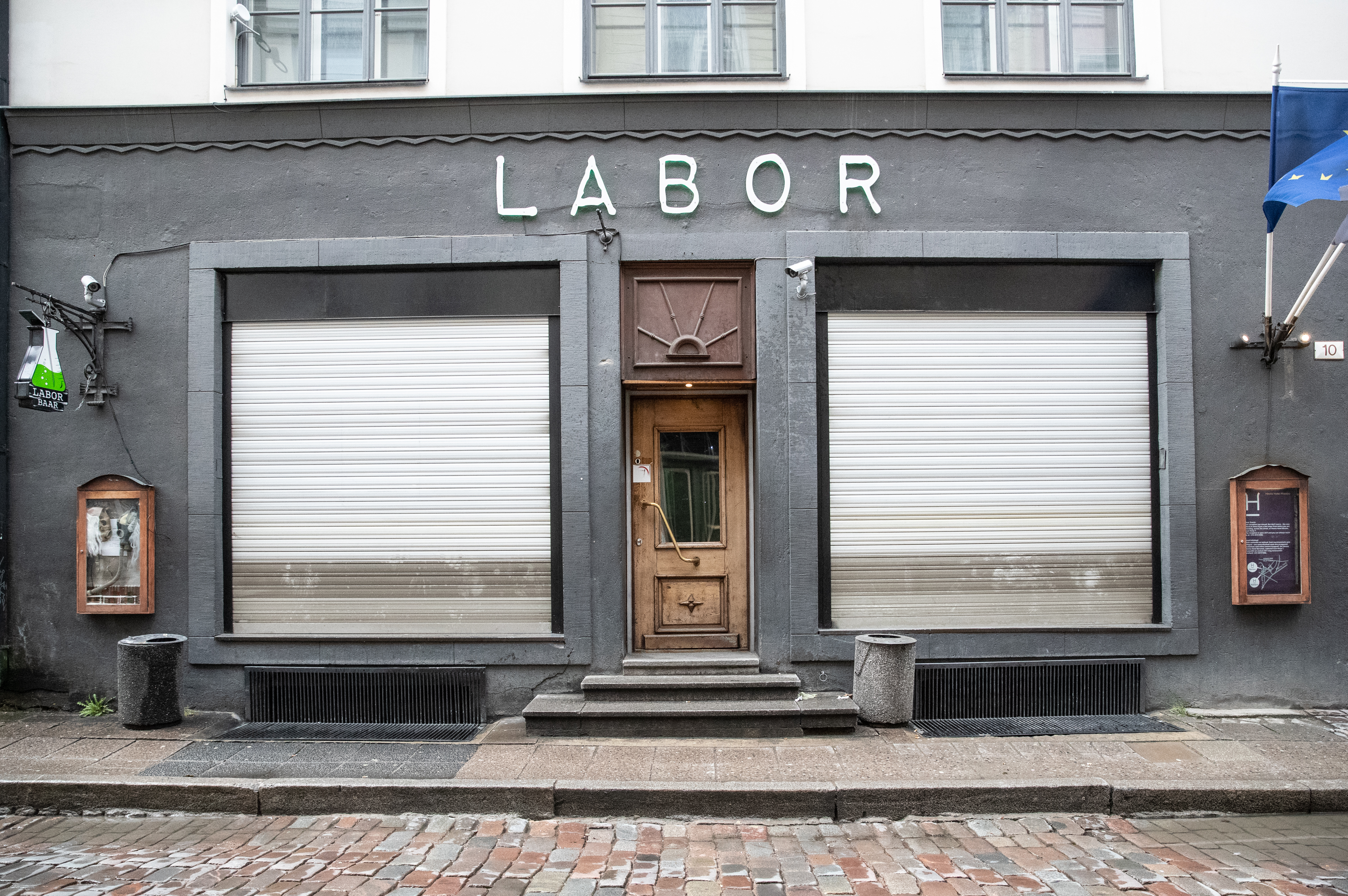 Labor baar