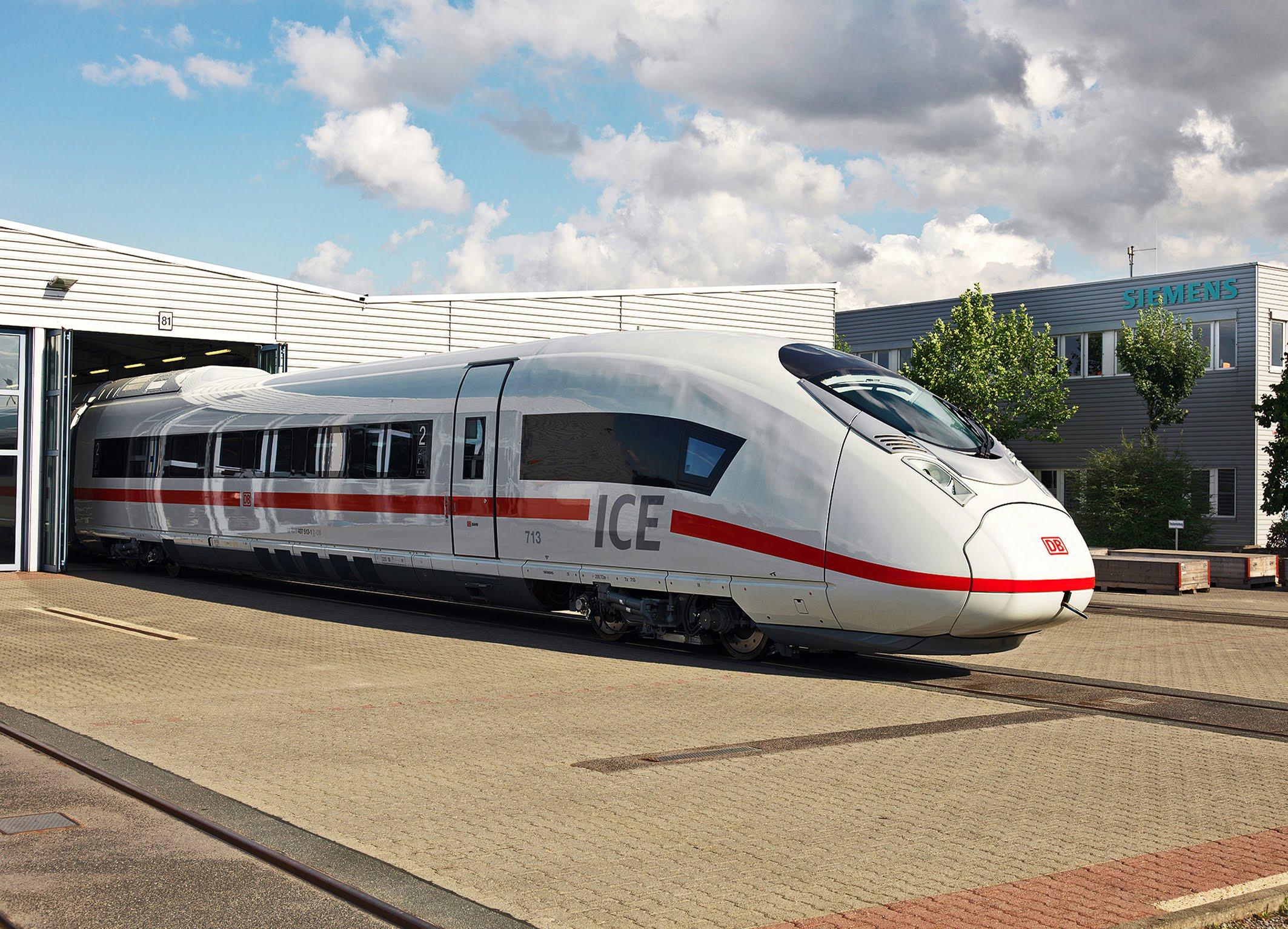 Siemens Velaro D