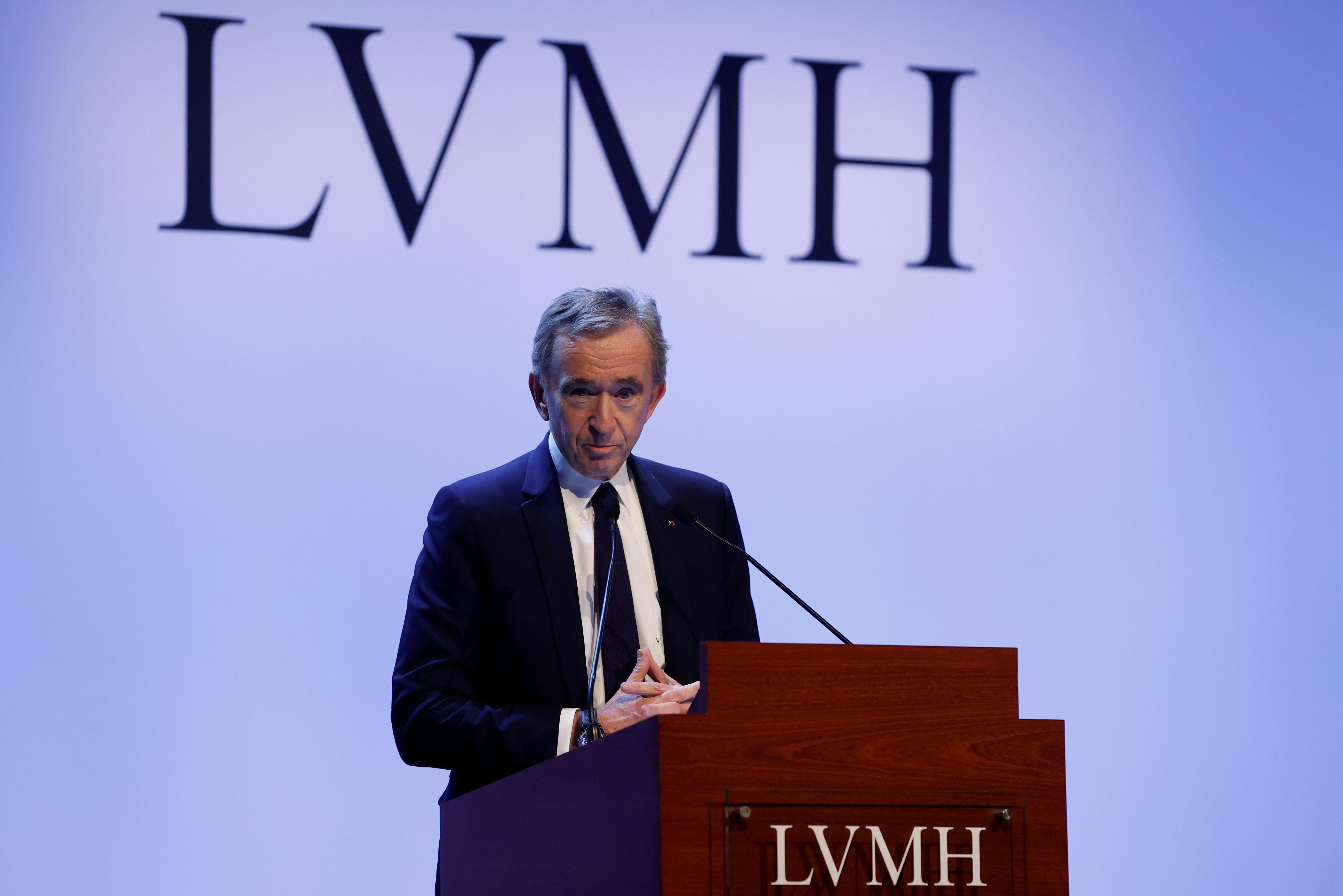 Bernard Arnault Foto: Scanpix/ Reuters