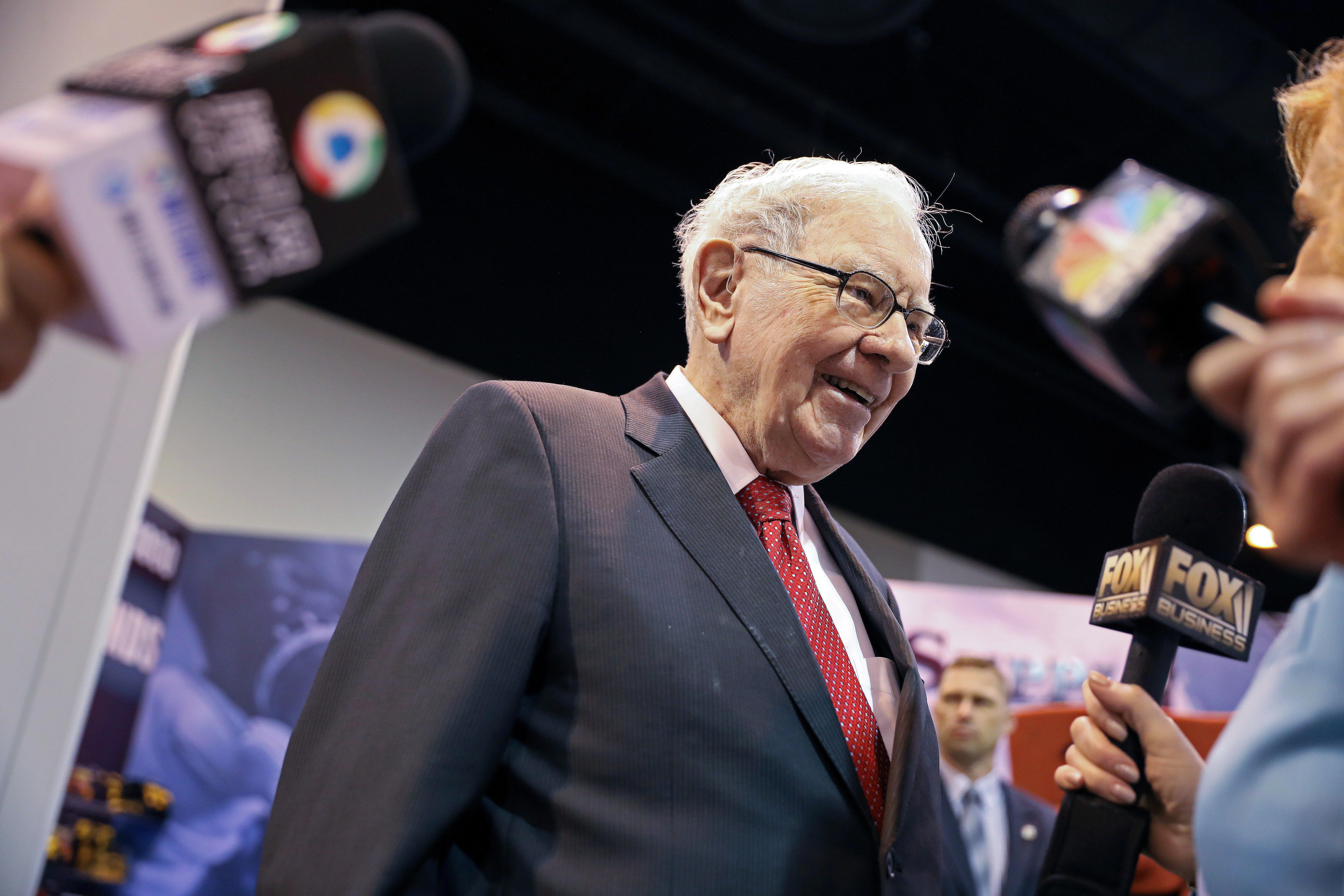 Warren Buffett Foto: Scanpix/ Reuters