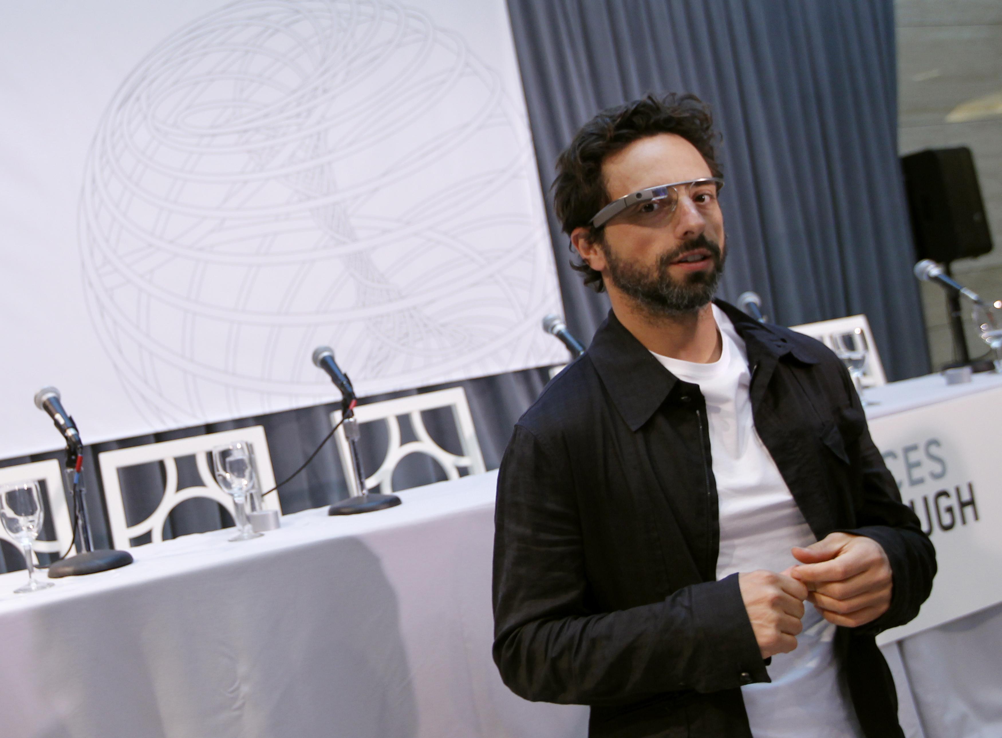 Sergey Brin Foto: Scanpix/ Reuters