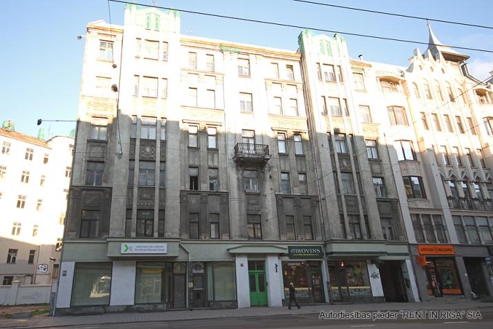 Riia kesklinna 7-korruseline