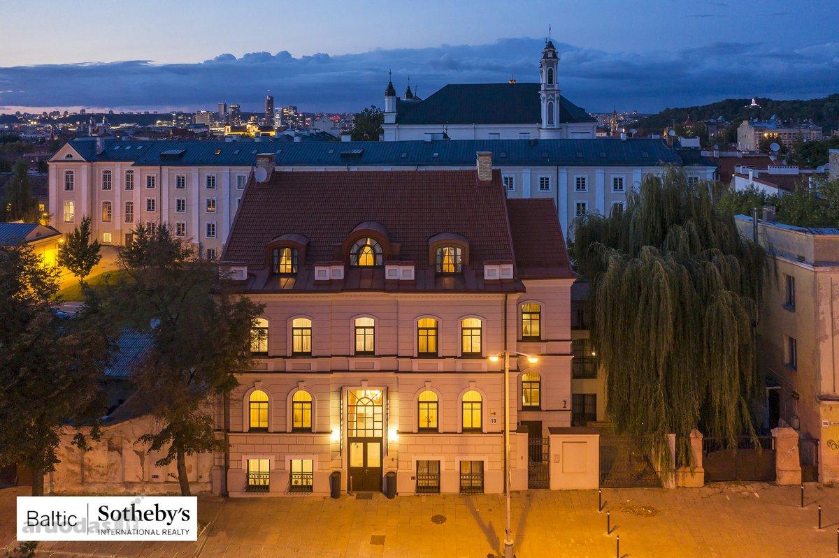 Vilniuse vanalinna hotell