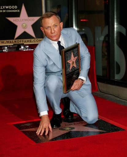 Daniel Craig Foto: Reuters/Scanpix