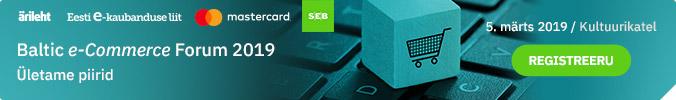 e-kaubandus konverents