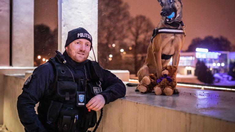 Politseikoer Vedur