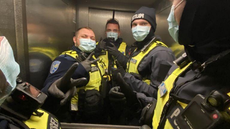 Kevin Aas, Mihkel Holzmann ja Priit Mikk
