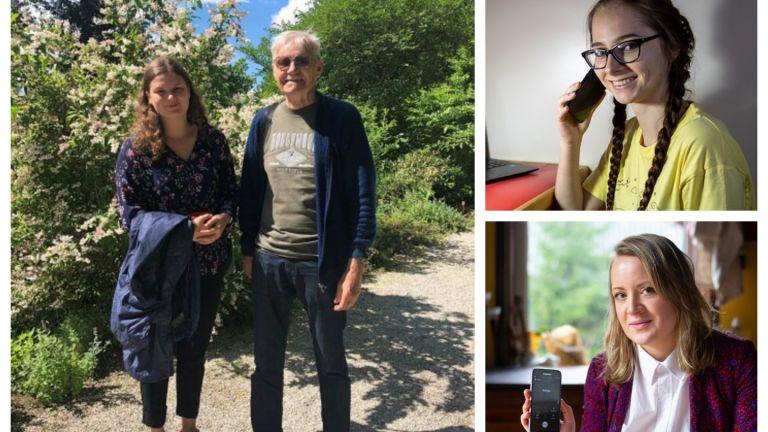Hanna Grete Õispuu, Johanna Hansing, Anna-Kristiina Pae